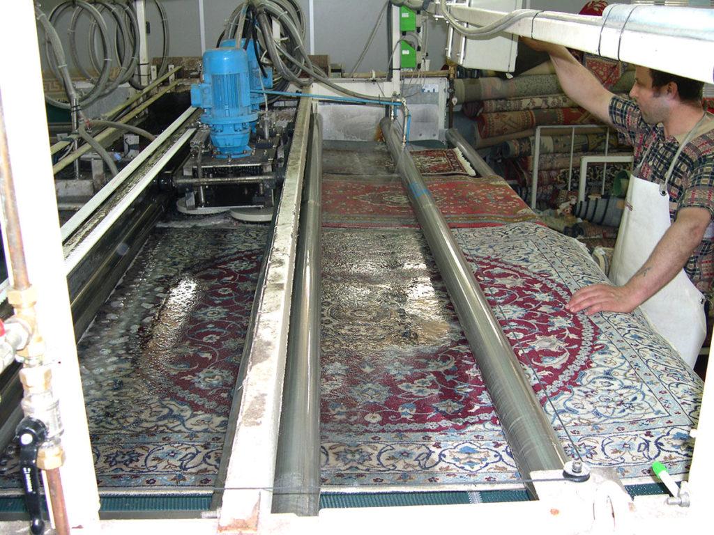 lavaggio tappeti professionale